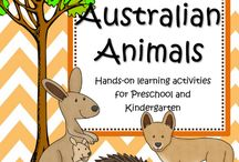 Animals - Australian - Program Ideas