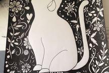 Egne doodles