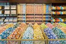 Christmas at Lindt Chocolate Shops