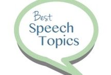 speech topics