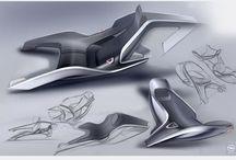 transportation design sketch