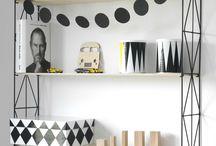 Półka / String shelves systems