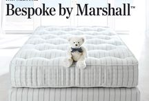 Luxury Mattresses / Introducing our new line of Bespoke mattresses.