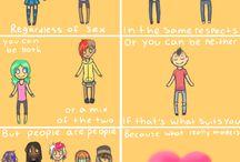 Genderqueer / by Jo-Anne Owen