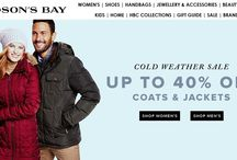 Hudson's Bay Coupon Codes / Thebay.com offers you top quality clothing, footwear, home appliances, women's handbags, fashion accessories and much more at very low prices with free shipping.For more coupons and deals: http://www.couponcutcode.com/stores/hudsons-bay/