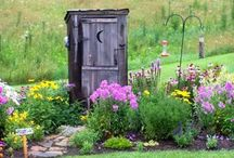 outhouse / by Janice Johns