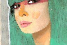 Art inspirations / illustrations_posters