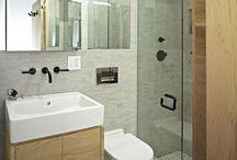 Badkamer appartement