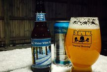 Bell's Inspired Winter / Wintertime in the Mitten with Bell's Brewery. / by Bell's Brewery