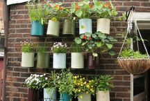 ~ Garden Ideas ~ / I love gardening! <3