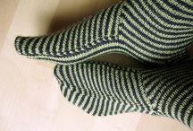 Oppskrift labber sokker