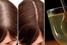 cuidados com a pele e o cabelo