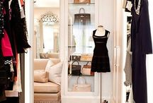 Closet Confidential / Closet makeover for a fashionista with a passion for shoes