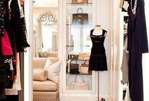 Interiors-Closets / by Kyra Williams