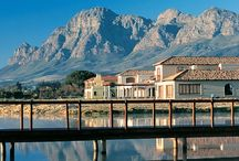 Sante Hotel Estate And Spa / Flanked by the majestic Simonsberg Mountains in the picturesque Franschhoek valley, this stunning property is located on a working wine estate.  http://www.go2global.co.za/listing.php?id=2122&name=Sante+Hotel+Estate+And+Spa
