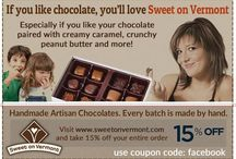 Chocolate Coupons & Sales