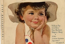 Antique, Vintage, Collectible / Per lavoro e per passione colleziono da tempo riviste di lavori femminili, ricami antichi, libri, e tanto altro ancora. Ecco qualche esempio di ciò che più amo ^^