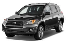 Toyota RAV4 review 2013
