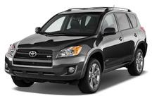 Toyota RAV4 review 2013
