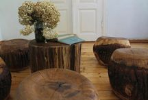 Perun art / Handcrafted, massive wood furniture and decorations