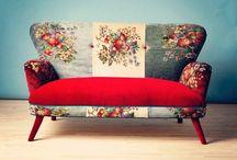 """GENIUS LOCI"" Chairs&Sofas♥"
