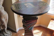 Recyclage livres