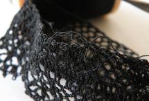 sewing thread crochet