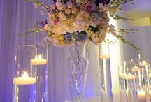 Centerpieces / by Crystal Howard