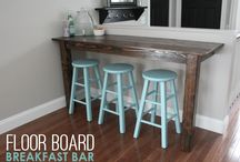 KITCHen table counter boarD