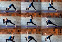 Sequence & flow / Flows and sequences for yoga