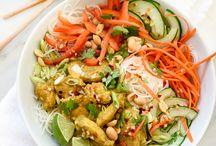 Food: Rice/Noodle bowls