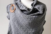 Halstørklæde / Håndarbejde
