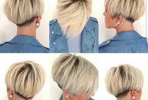 Frisyrer kort hår