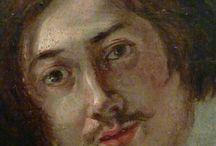 SAFTLEVEN Cornelis - Détails / +++ MORE DETAILS OF ARTWORKS : https://www.flickr.com/photos/144232185@N03/collections