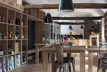 Deli at The Vinorium / If you are peckish whilst you are tasting our wines, why not stop for a bite in our Deli?