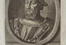 Portraits de rois de France