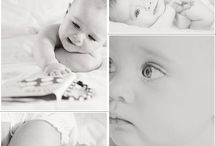 Sams 6 month pics / by Amber Payne