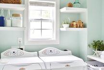 Laundry room / by Gianna Balistreri