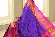Rajkot Patola Sarees / Exclusive Sarees..........