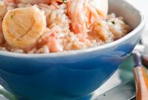 Seafood recipes / by Laura Bupp