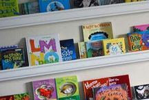 Bookshelves / www.preschoolreaders.com Sign-up for our newsletter here to to receive free tips and activities to get your preschooler reading now: http://eepurl.com/VY8Sr