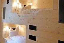 cabines de lit
