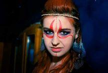 shaman face