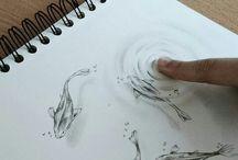 Dibujos para copiar :) / Dibujos en sombra para copiar