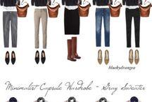 Kapsulový šatník