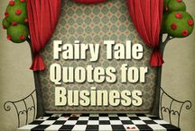 Business #Quotes With Pictures / Great quotes for business! Featuring motivation, goal setting and even fairy tale quotes for business. / by Tara Jacobsen - Marketing Speaker & Author