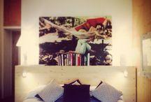 Good morning / The rooms of La Finestra sul Fiume (www.lafinestrasulfiume.it