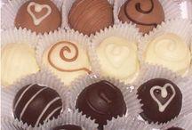 Chocolate Truffles / An amazing selection of Belgian Chocolate Truffles.