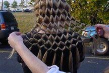 hair / by Esther Piekaar