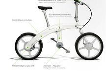 Mando Footloose Electric Bike / by Electric Bike Report